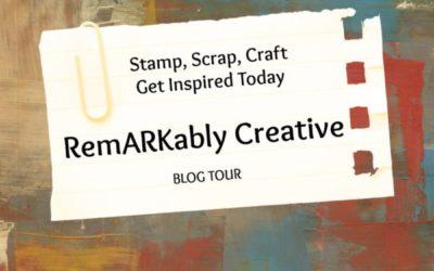 RemARKably Creative Blog Hop: July 2018