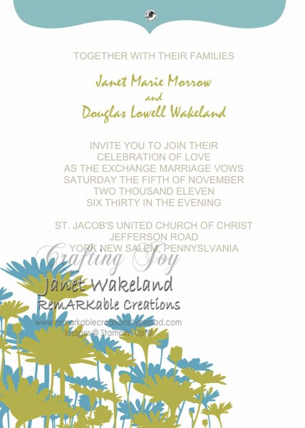 ... Your Own Wedding Invitations Online Hand Made Wedding Invitations