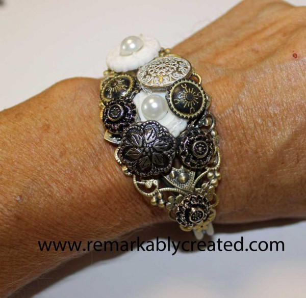 Diy Antique Brad Jewelry Remarkable Creations
