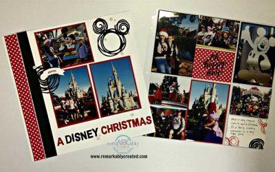 A Disney Christmas – Stampin' Up! Swirly Birds