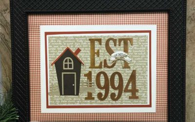 Home Sweet Home – established 1994 Stampin' UP!