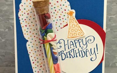 Happy Birthday – Better Together Stampin' UP!
