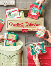 2016 Stampin Up Holiday Catalog