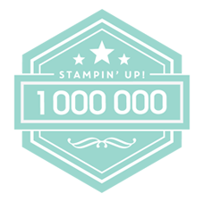 Stampin' Up! Million Sales