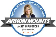 Arkon A-List Influencer