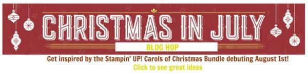 Carols of Christmas Blog Hop
