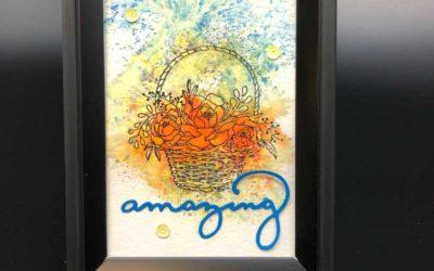Get these hot new Sale-a-bration Items – Springtime Foils, Blossoming Basket Bundle