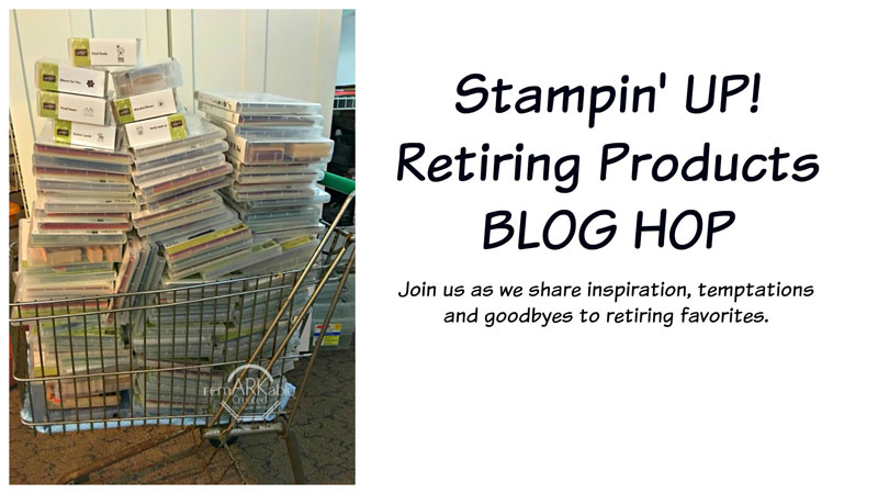 retiring products blog hop