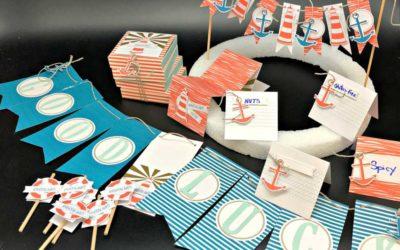 Paper Pumpkin Pop Up April Kit