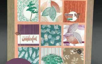 Nature's Poem Product Suite By Stampin' UP!