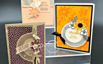 RemARKably Created Blog Hop – All things New with Stampin' UP!