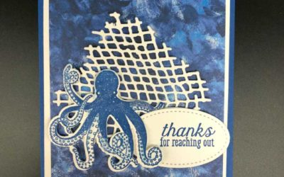 Introducing BLueberry Bushel Stampin' UP! In Color with Sea of Textures