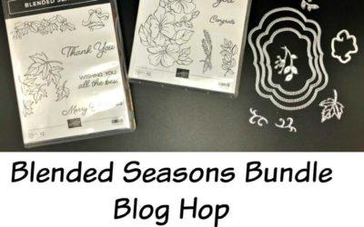 RemARKably Creative Blog Hop: Color Your Season