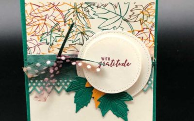 Blended Seasons Bundle From Stampin'UP!