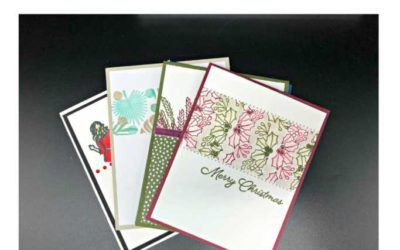 Learn a fun new card layout during my Mid Week Creativity break Facebook live