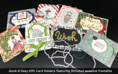 Blended Seasons Blog Hop – join us for amazing inspiration featuring this limited edition bundle