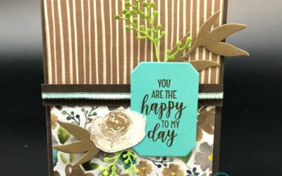 Frosted Florals By Stampin' UP!