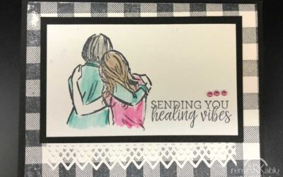 2019 Stampin' UP! spring catalog sneak peek – ARTFULLY Aware Stamp Set