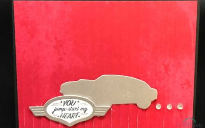 Introducing Geared Up Garage from Stampin' UP!
