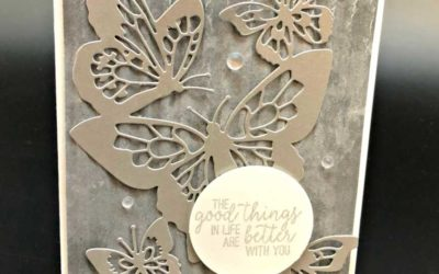 Stampin' UP! year end close out